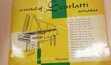 A Recital Of Scarlatti Sonatas