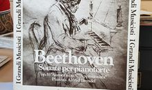 Beethoven sonate per pianoforte